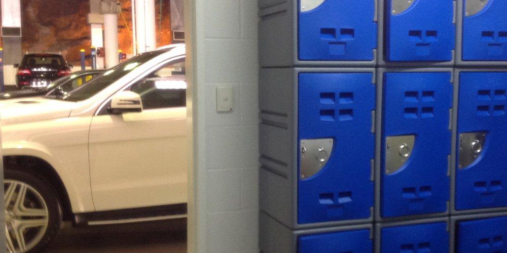 lockers gallery