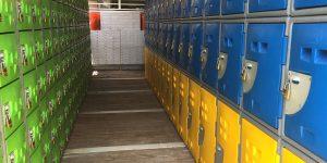 locker gallery two