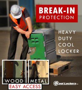 locker test metal vs plastic vs wood