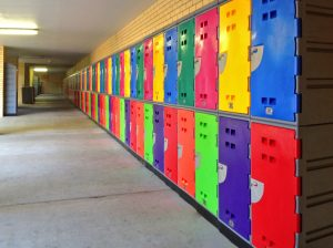 School Lockers Outdoors Australia