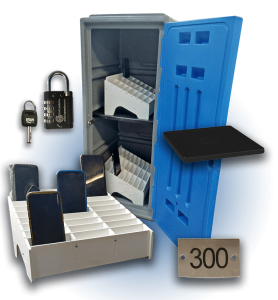 phone lock-up kit narrow
