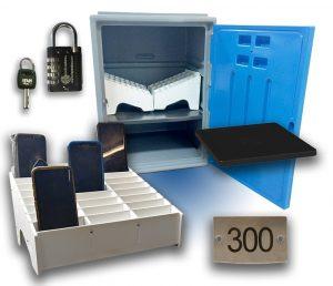 Phone Locker lock-up kit