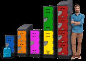 A Series Lockers Popular