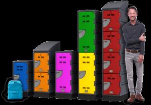 B Series Lockers
