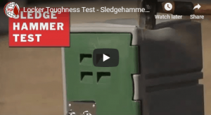 Locker Toughness Test