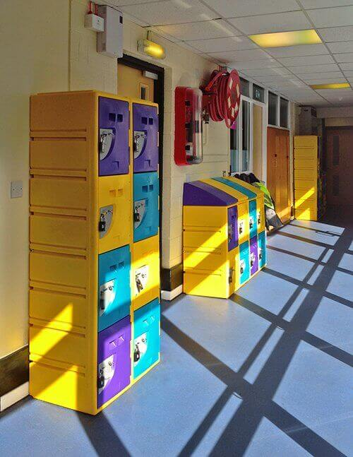 School Lockers UK