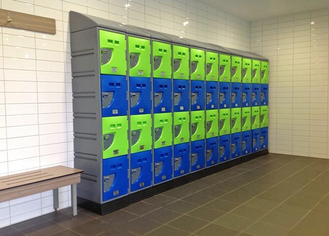 staff room locker